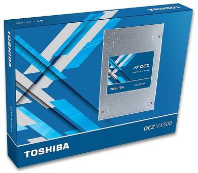 Toshiba VX500 SATA III Solid State Drive + DOPRAVA ZDARMA