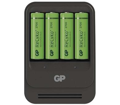 GP PB570 + 4 x AA ReCyko+ 2700mAh + DOPRAVA ZDARMA