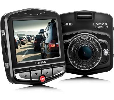 Lamax Drive C3 + DOPRAVA ZDARMA