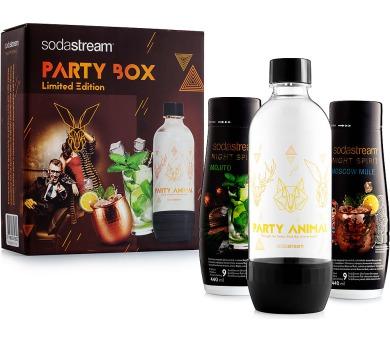 SodaStream 2x koktejl + lahev