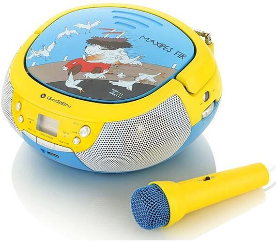 GoGEN MAXIPREHRAVAC B s CD/MP3/USB