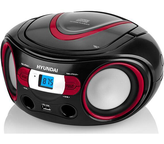 Hyundai TRC 533 AU3BR s CD/MP3/USB + DOPRAVA ZDARMA