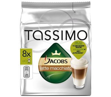 Jacobs Krönung Latte Macchiato 264g Tassimo