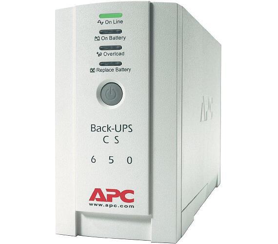 APC Back-UPS CS 650I PROMO