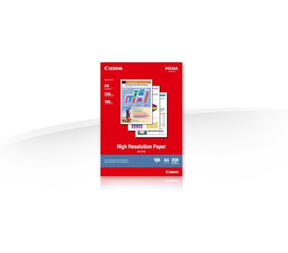 Canon HR-101 + DOPRAVA ZDARMA