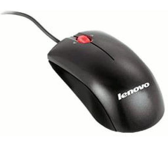 Lenovo laserová myš - USB