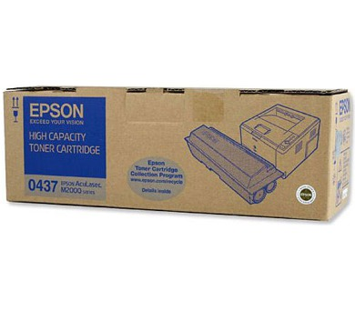EPSON M2000 Return! High Capacity Toner Cartridge (C13S050437) + DOPRAVA ZDARMA