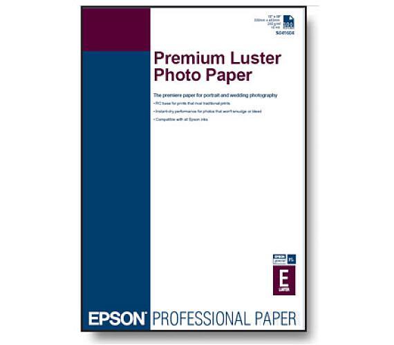 EPSON Premium Luster (250) DIN A3+ + DOPRAVA ZDARMA