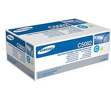 Samsung toner cyan CLT-C5082S/ELS 2000 stran + DOPRAVA ZDARMA
