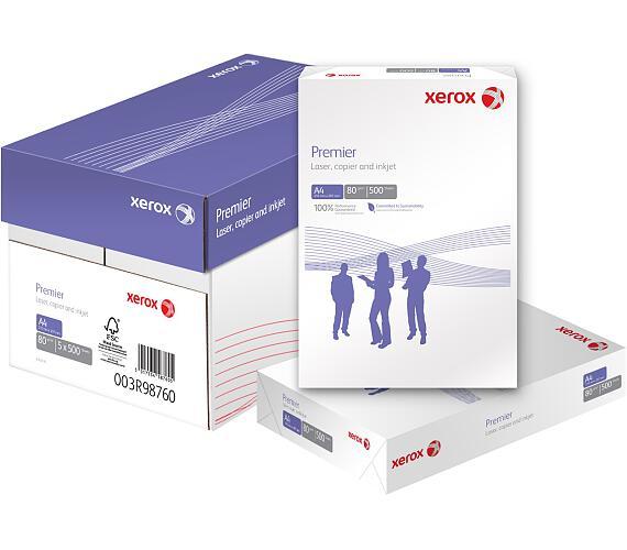 XEROX Premier A4 80g 5x 500 listů (karton)