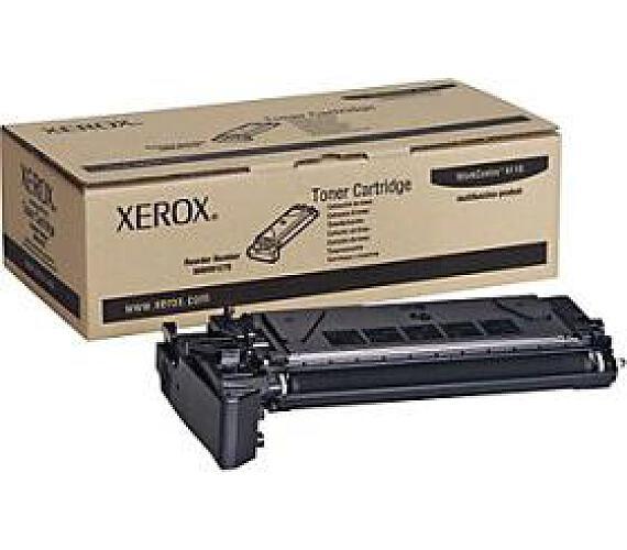 Xerox Toner Black pro WC4118 (8.000 str) + DOPRAVA ZDARMA