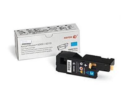 Xerox Toner Cyan pro Phaser 6000/6010 (1.000 str) + DOPRAVA ZDARMA
