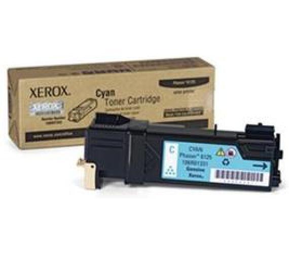 Xerox Toner Cyan pro Phaser 6125 (1.000 str)