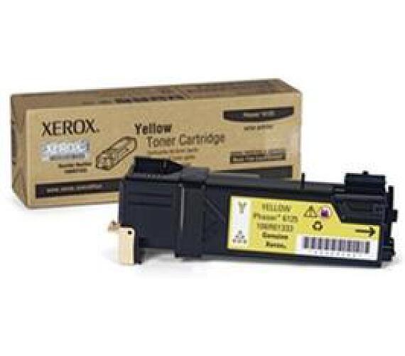 Xerox Toner Yellow pro Phaser 6125 (1.000 str)