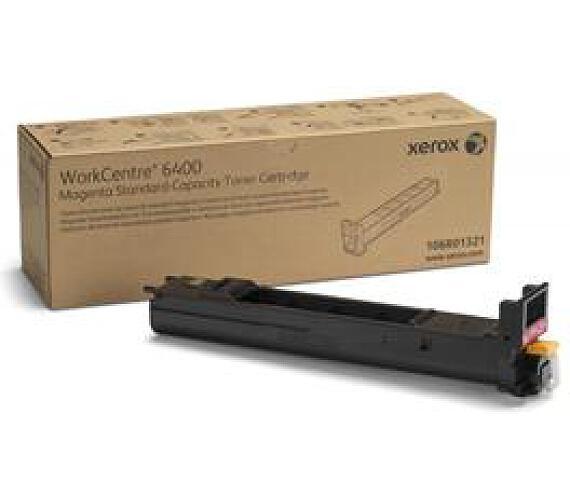 Xerox Toner Yellow pro WC 6400 (8.000 str) (106R01322) + DOPRAVA ZDARMA