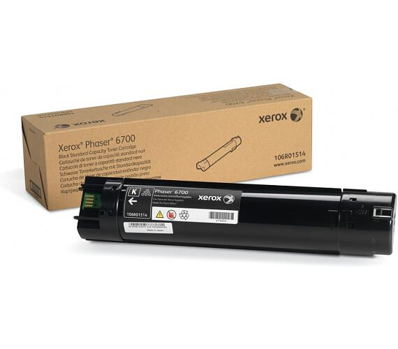 Xerox Toner Black pro Phaser 6700 (7.100s) + DOPRAVA ZDARMA
