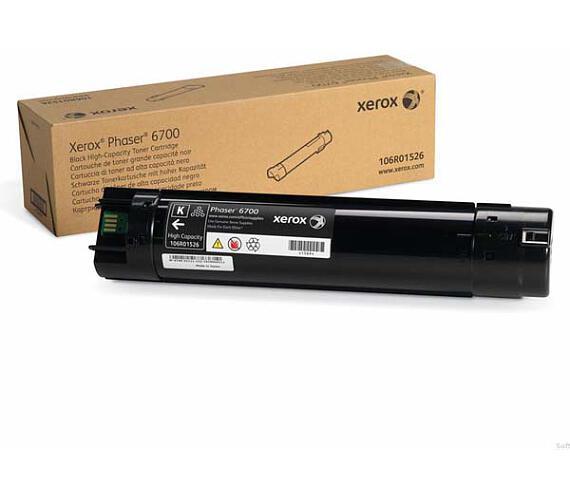 Xerox Toner Black pro Phaser 6700 (18.000s) + DOPRAVA ZDARMA