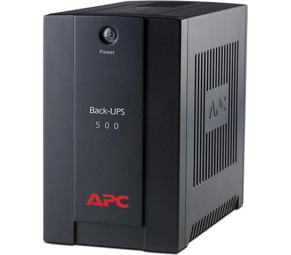 APC Back-UPS 500VA,AVR + DOPRAVA ZDARMA