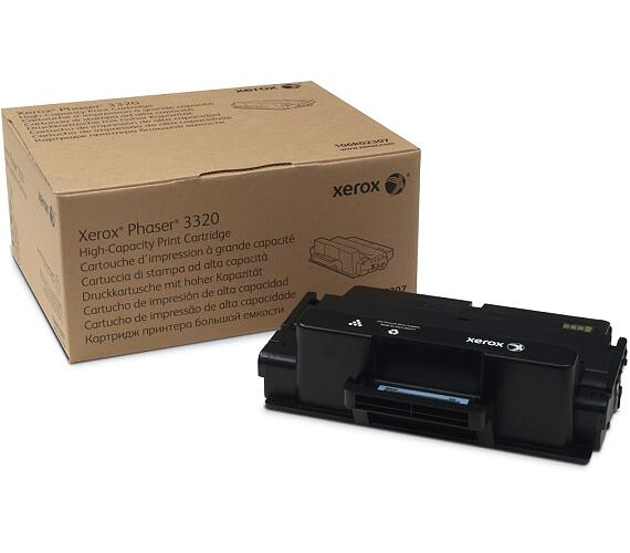 Xerox toner Black pro Phaser 3320 + DOPRAVA ZDARMA