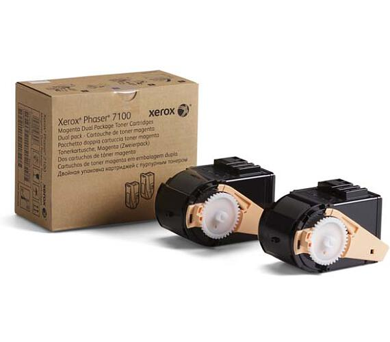 Xerox toner Magenta pro Phaser 7100