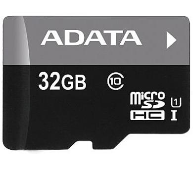 ADATA 32GB MicroSDHC Premier UHS-I Class 10 (AUSDH32GUICL10-R)