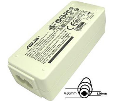 Asus orig. adaptér 36W/12V pro EEE PC bílý + DOPRAVA ZDARMA