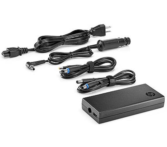HP 90W Slim Combo w/USB Adapter