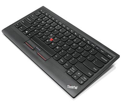 ThinkPad Compact BT klávesnice s TrackPointem US
