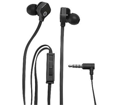HP sluchátka In-Ear Stereo H2310 - Černé + DOPRAVA ZDARMA