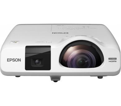 Epson EB-536Wi WXGA 3400 Ansi 16000:1 LAN HDMI (V11H670040)