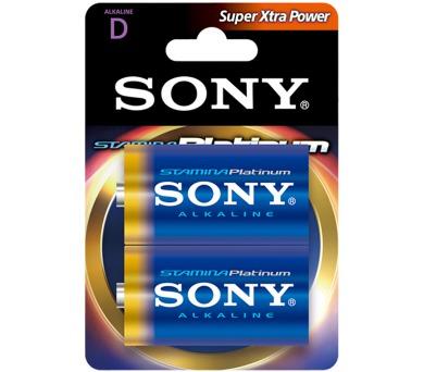 SONY Alkalické baterie AM1PTB2D
