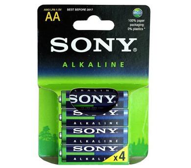 SONY Alkalické baterie AM3LB4D