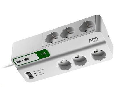 APC Essential SurgeArrest 6 outlets with 5V