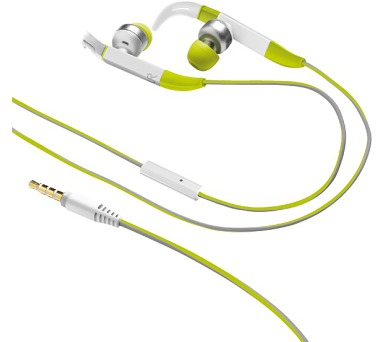 TRUST Fit In-ear Sports Headphones - green (20320)