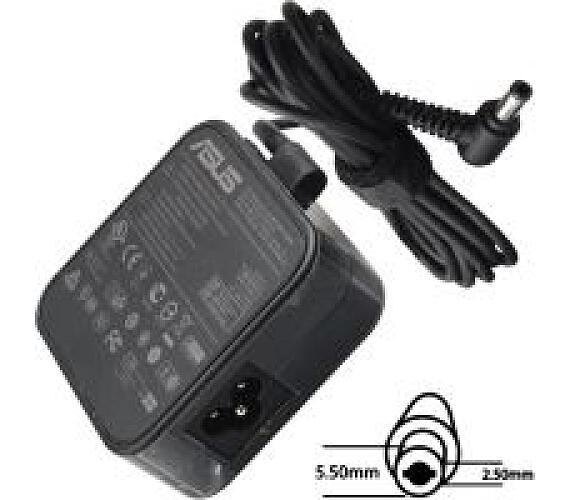 Asus orig. adaptér 65W 19V 3P pro TP550LA + DOPRAVA ZDARMA