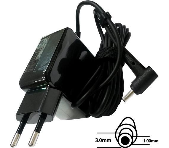 Asus orig. adaptér 33W19V 2P (3PHI) s EU plugem + DOPRAVA ZDARMA