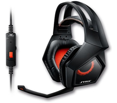 ASUS STRIX 2.0 gaming headset + dárek Echelon gaming pad za 1 CZK/0,05 EUR