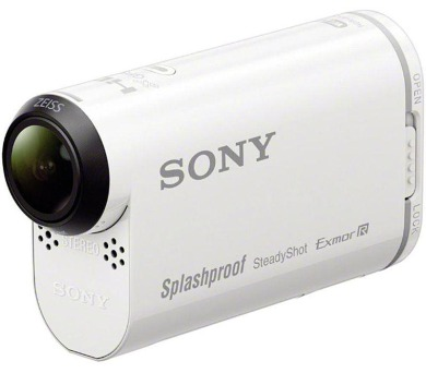 Sony HDR-AS200V Action Cam - Live View sada
