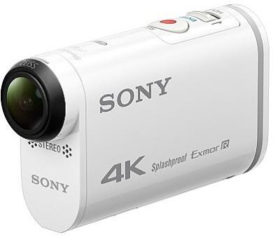 Sony 4K (FHD) kamera FDR-X1000VR Action Cam - Live View sada