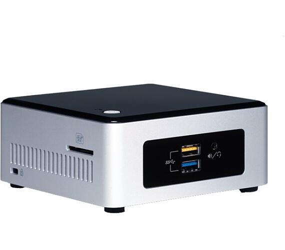 "Intel NUC Kit 5PPYH Pentium/USB3/HDMI/WIFI/2,5"" + DOPRAVA ZDARMA"