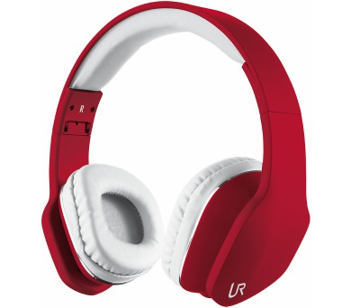 TRUST Urban Mobi Headphone - red