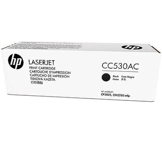 HP 304A - černý Contract Toner