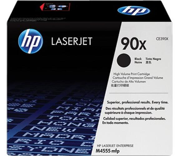 HP 90X - černý Contract Toner