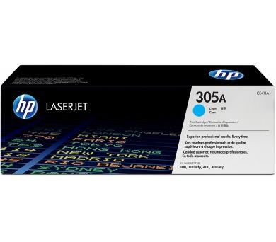 HP 305A - azurový Contract Toner