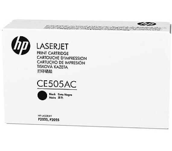HP černý Contract Toner