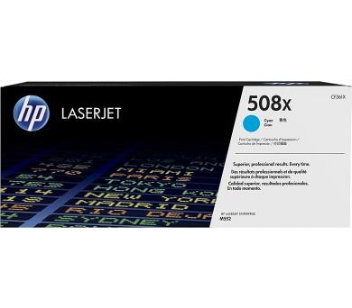 HP 508X - azurový Contract Toner