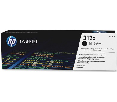 HP 312X - černý Contract Toner