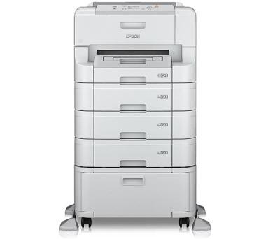EPSON WorkForce Pro WF-8090D3TWC (220V) + 2x XXL černý inkoust zdarma + DOPRAVA ZDARMA