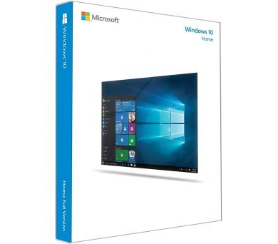 MS Win Home 10 64-Bit Slovak 1pk OEM DVD + DOPRAVA ZDARMA