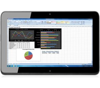 HP Elite x2 1011 G1 FHD/M-5Y10c/4GB/128SSD/WIFI-C/BT/MCR/W10Pro+pen (TABLET) + INTERNET ZDARMA + DOPRAVA ZDARMA